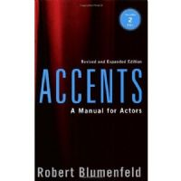 Accents: A Manual for Actors Book